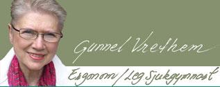 :: G. Vrethem Leg. sjukgym. & ergonom ::